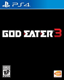 Cover God Eater 3