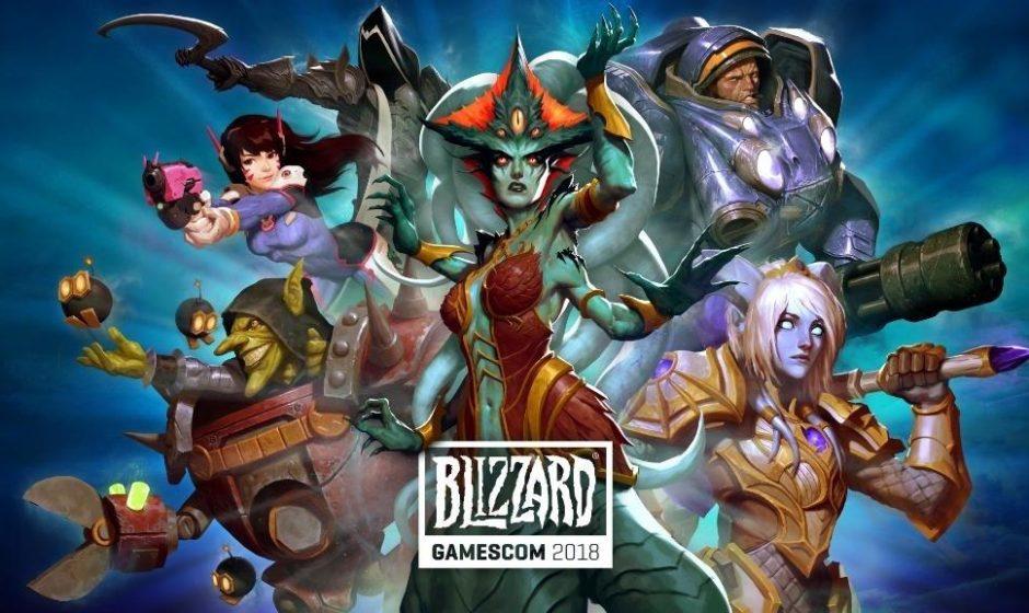 Blizzard annuncia una nuova mappa e il nuovo corto al Gamescom 2018!