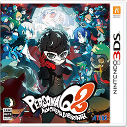 Cover Persona Q2: New Cinema Labyrinth