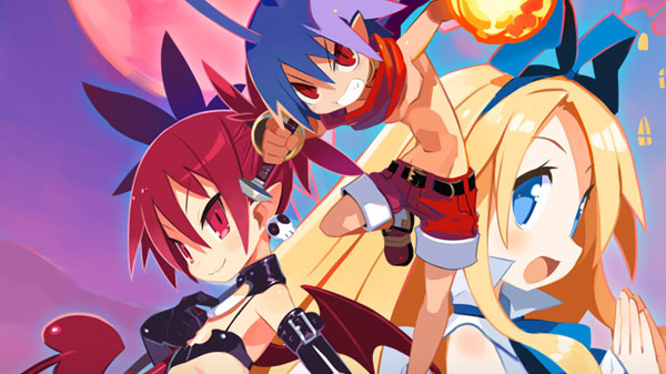 Disgaea 1 Complete disponibile su iOS e Android