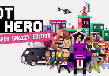 Not a Hero: Super Snazzy Edition - Recensione