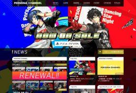 Atlus rinnova e rilancia il sito Persona Channel