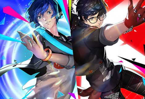 Persona 3 Dancing in Moonlight/Persona 5 Dancing in Starlight - Provati