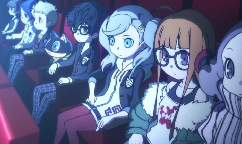 Sesto character trailer per Persona Q2