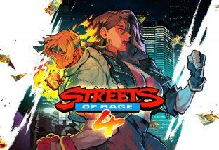 Streets of Rage 4, rivelata data d'uscita