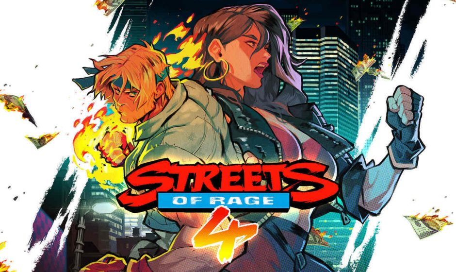 Annunciato Streets of Rage 4!