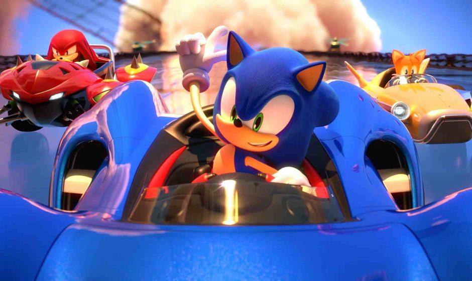 Team Sonic Racing: pubblicato il launch trailer