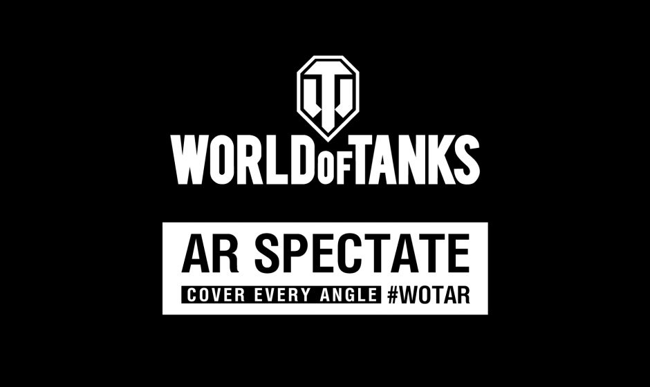 Gamescom 2018: AR Spectate - World of Tanks come non lo avete mai visto