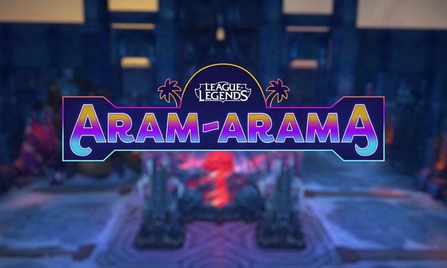 League of Legends: ARAM-a-rama