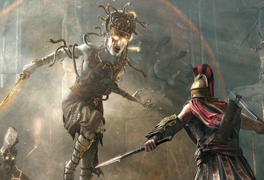 Assassin's Creed Odyssey ottiene un nuovo trailer che mostra la Grecia in 4k