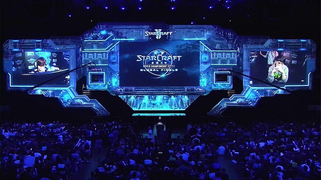 StarCraft eSport