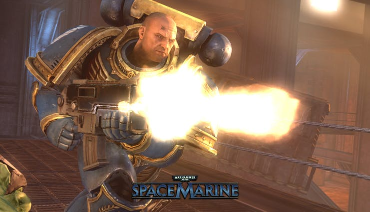 Disponibili copie free di Warhammer 40,000: Space Marine
