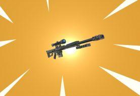 Fortnite: In arrivo il fucile di precisione pesante