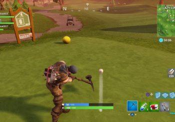 Come completare la sfida Colpisci una palla da Golf dal Tee al Green su Fortnite