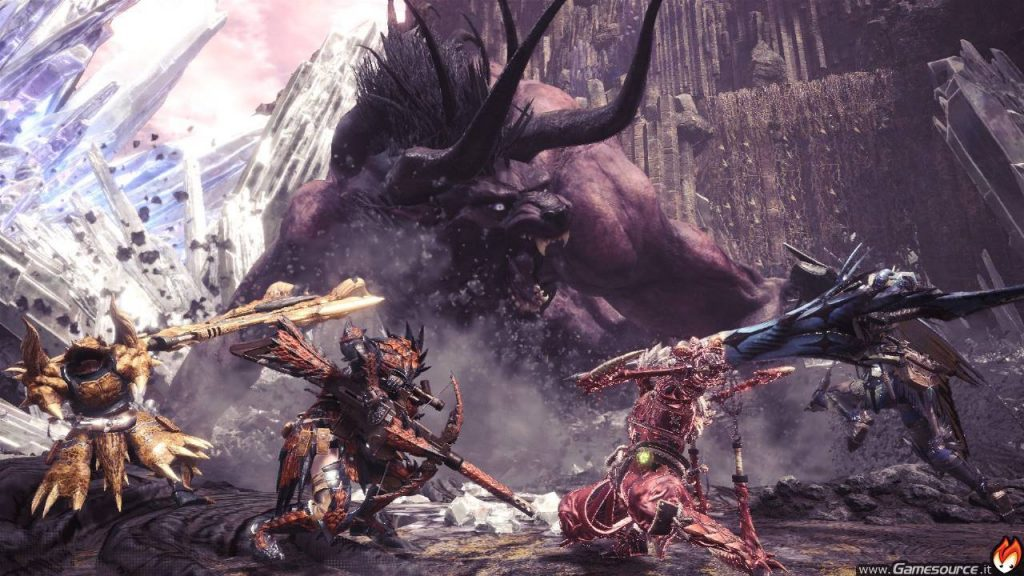 Monster Hunter World Guida Behemoth