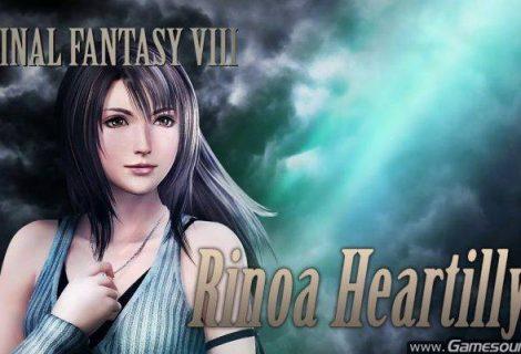 Rinoa è pronta a incantare tutti in Dissidia Final Fantasy NT