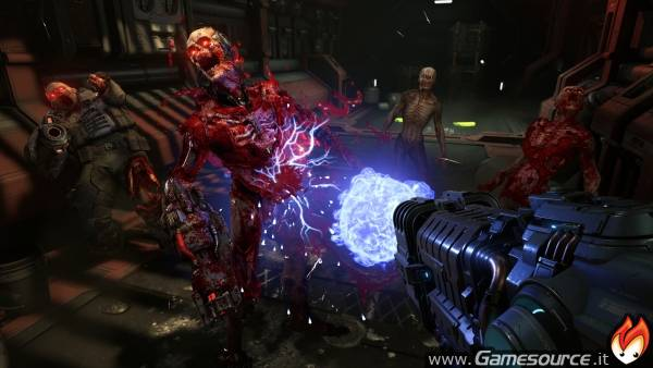 Doom, la versione Switch si aggiorna con un Anniversary Update