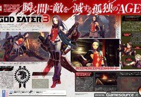 God Eater 3 introduce Lulu e l'Aragami Guuzou