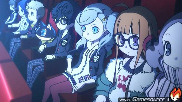 Persona Q2: New Cinema Labyrinth: Spot TV ed informazioni