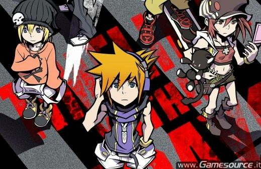The World Ends With You: nuovo trailer per l'anime