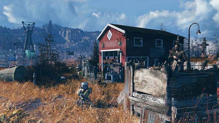 Fallout 76 taglie mod e novità