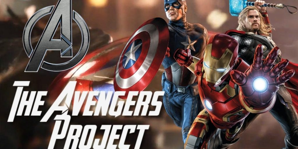 Crystal Dynamics Avengers Project