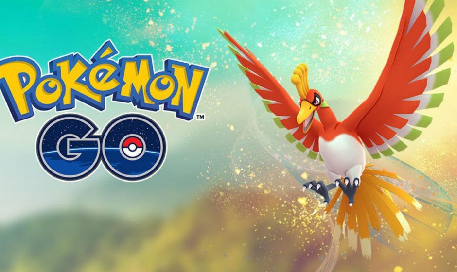Pokémon GO: Ritorna il Raid di HO-OH a tempo limitato