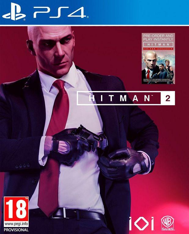 Cover HITMAN 2