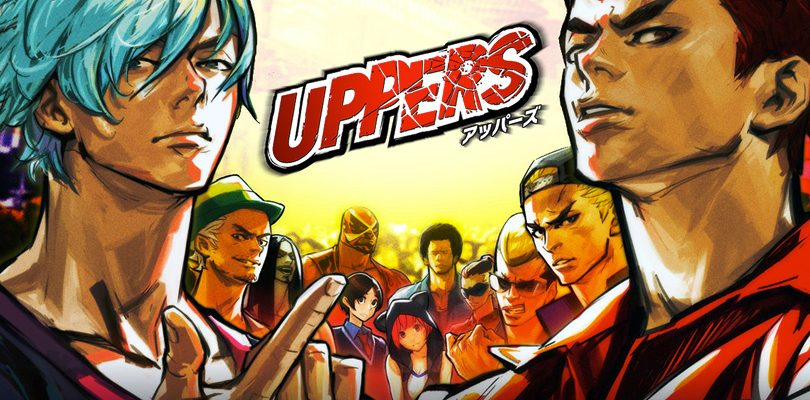 Uppers arriva in Occidente!
