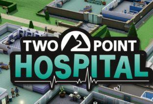 Two Point Hospital ha una data d'uscita su console