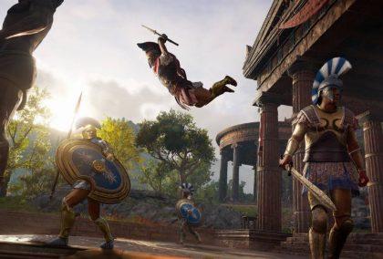 Assassin's Creed Odyssey rivela i contenuti post-lancio