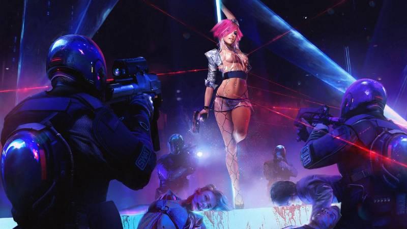 Cyberpunk 2077 Warner Bros