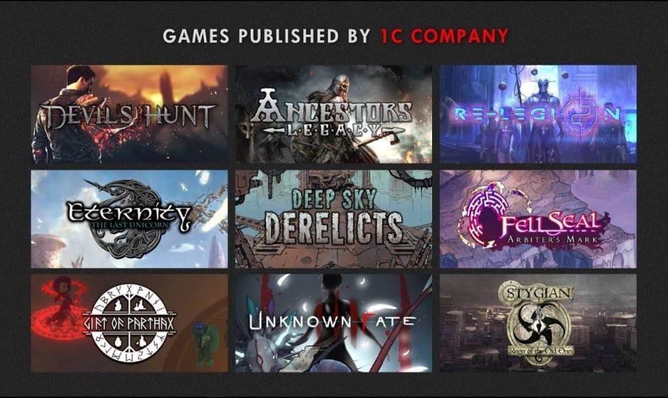 1C Company: tutto quello che abbiamo visto alla Gamescom 2018