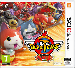 Cover Yo-Kai Watch Blasters