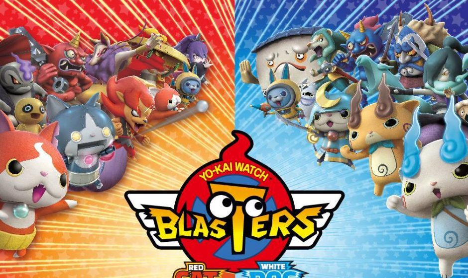 Yo-Kai Watch Blasters - Recensione