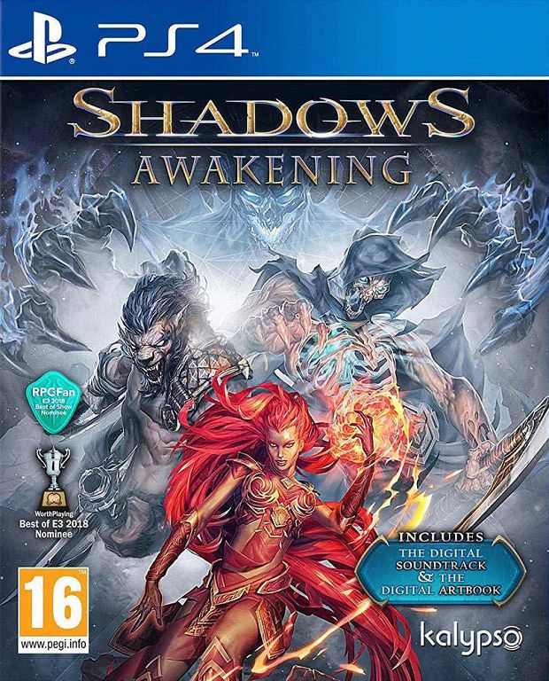 Cover Shadows: Awakening