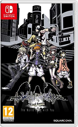 Cover The World Ends With You: Final Remix