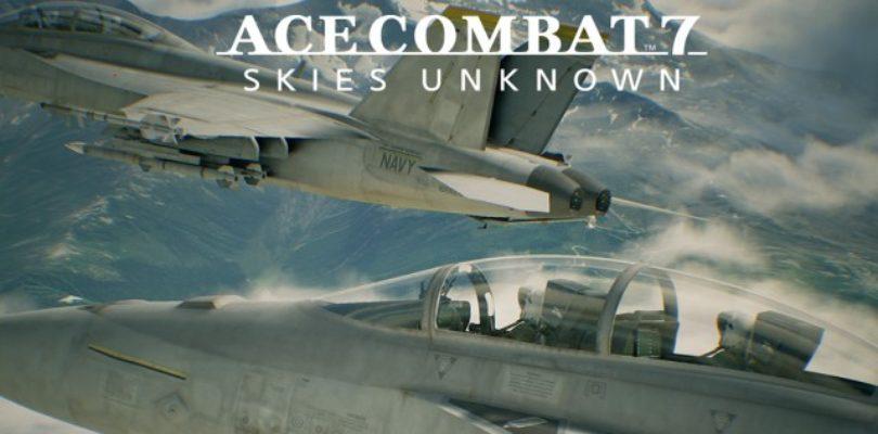 Ace Combat 7: Ci sono altri aerei giocabili non ancora rivelati