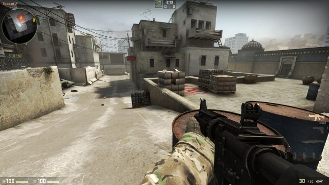 Counter-Strike: Global Offensive Ottiene la versione free-to-play