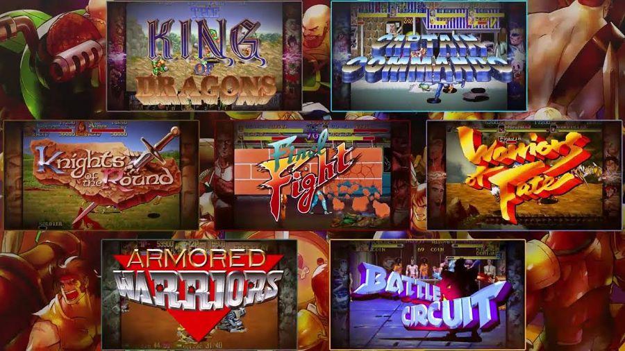 Capcom, ripropone per Xbox One, Playstation 4, PC e Switch una collection di alcuni titoli mai riprodotti su console fino ad ora: Capcom Beat 'Em-Up Bundle.