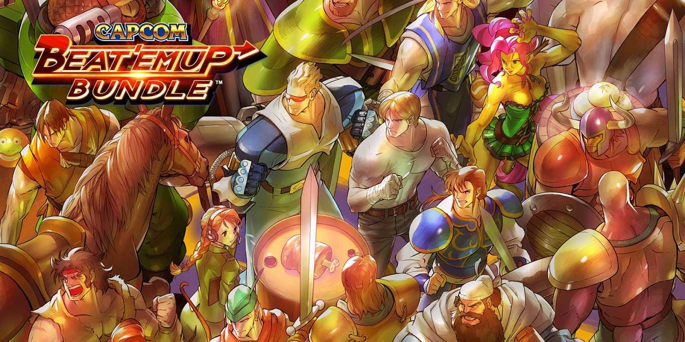 Capcom Beat 'Em-Up Bundle