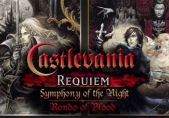 Annunciato Castlevania Requiem: Symphony of the Night & Rondo of Blood