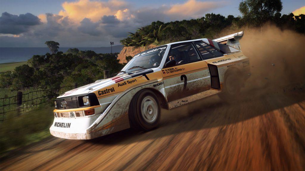 DiRT Rally 2.0 copilota