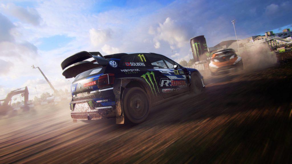 DiRT Rally 2.0 auto