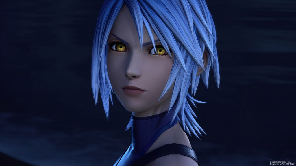 Kingdom Hearts III Aqua