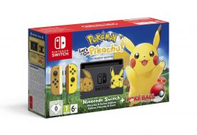 Annunciata una speciale Nintendo Switch Pikachu & Eevee Edition