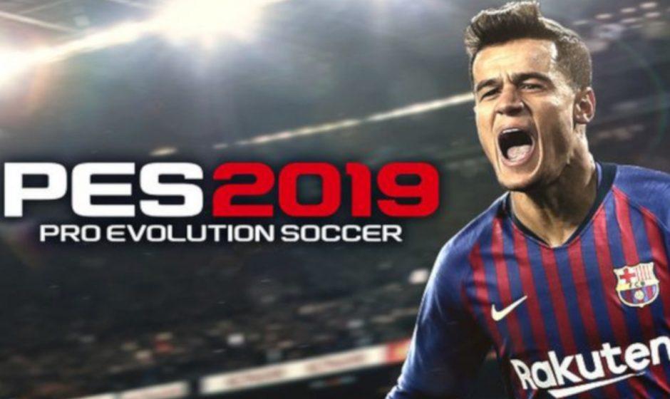 Konami lancia la versione mobile di PES 2019