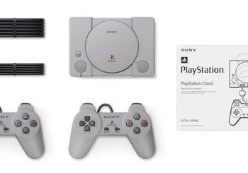 Sony annuncia PlayStation Classic, una nuova versione della prima console