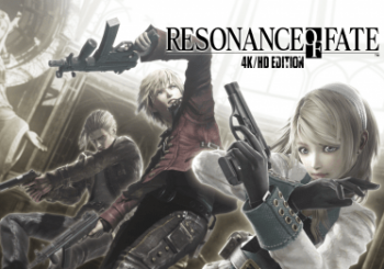 Mostrato gameplay di Resonance of Fate 4K / HD Edition