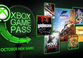 Ad ottobre l'Xbox Game Pass arrivano Wolfenstein, Forza Horizon 4 e molto altro